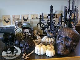 Skull Bedroom Accessories Indoor Garden Party Decorations Ideas Whimsical Secret Garden