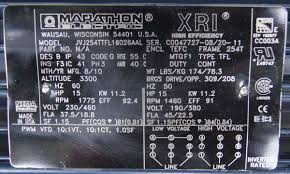 marathon electric motor wiring diagram on maxresdefault jpg 230 3 Phase Motor Wiring marathon electric motor wiring diagram to 254ttfl16026 marathon electric xri motor 3 phase 15hp 230 460v 230 volt 3 phase motor wiring