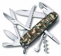 <b>Нож перочинный</b> Victorinox <b>Huntsman</b> (1.3713.94) <b>91мм</b> ...