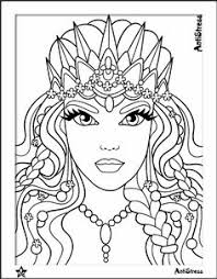 beautiful girl coloring pages. Fine Girl Beauty Coloring Page Beautiful Women Pages For Adults In Cute  Qqa Girl O