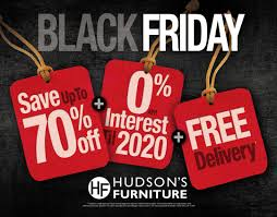 Black Friday Specials Hudson s Furniture