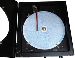 Pressure And Temperature Chart Recorder Ji Circular Chart Pressure Recorder For Industrial Id