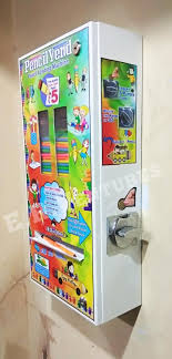 Pencil Vending Machines Magnificent Pencil Vending Machines E R VENTURES In ChennaiIndia