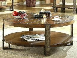 large round wood coffee table image of white round coffee table round wood coffee tables wood