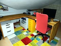 ikea office table desk and chairs4 ikea