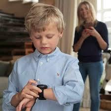 <b>Elari KidPhone 3G</b> Black Smart Watch | alphastore Kuwait