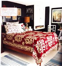 Red And Gold Bedroom Romantic Red White Black Bedroom Ideas Thumb Nice Modern Red