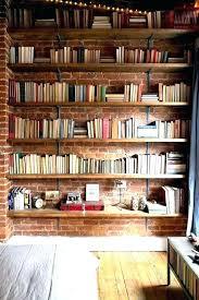 wall book shelves whole wall bookshelves ideas wall mounted bookshelves diy