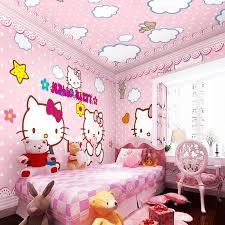 hello kitty bedroom wallpaper photo - 2
