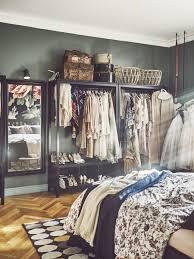 Kleiderschrank Offen Hemnes Weiß Las In 2019 Apartment Hemnes