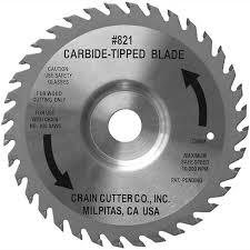 carbide tipped saw blades. crain 821 undercut replacement blade carbide tipped saw blades