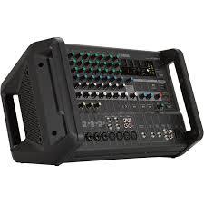 yamaha mixer. yamaha emx 5 12-input powered mixer