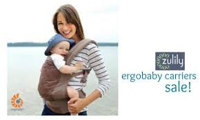 Zulily: Up to 50% off Ergobaby Carriers :: Southern Savers