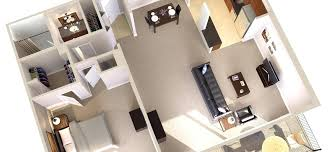one room house design one bedroom apartments with balcony at topaz house small house interior design