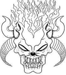 Creepy Coloring Pages Adults Taobaodianme