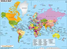 understanding the world map  glow digest