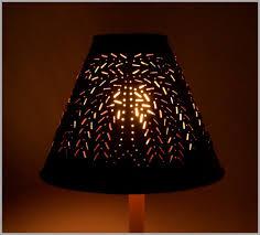 punched tin lamp shades punched tin lamp shades 719696 Punched Tin Clip Lamp  Shades Punched Tin
