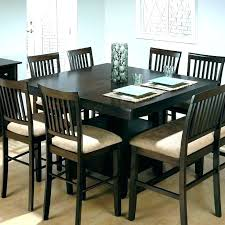 Height Of Dining Room Table Decoration Cool Decorating Ideas