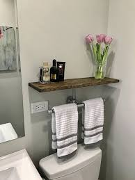 unique hand towel holders.  Hand Are You Looking For A Unique Bathroom Piece We Have It This Modern  Rustic Design Double Towel Bar Holder With Shelf Is Practical Combination Of 2  Inside Unique Hand Towel Holders E