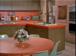 The Brady Bunch Kitchen Set S Decor Pinterest Kitchen - Brady bunch house interior pictures