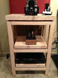 diy hifi stand elegant 34 best diy audio rack images on of diy hifi stand