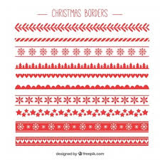 christmas present borders and frames. Exellent And Red Pack Of Christmas Borders For Christmas Present Borders And Frames H