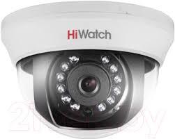<b>HiWatch DS</b>-<b>T101</b> (3.6mm) <b>Аналоговая камера</b> купить в Минске