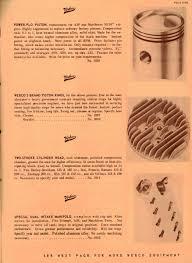1955 webco motorcycle parts catalog collectors weekly