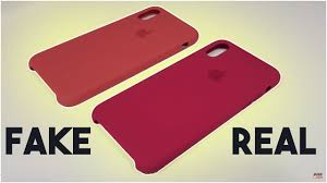 How Vs Youtube Case Fake Real Tell X Iphone Silicone To 7qYFFw