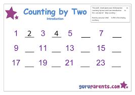 Skip Counting | guruparents