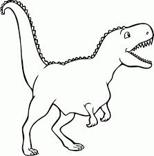 Nuova 20 Immagini Di Dinosauri Da Colorare Per Bambini Aestelzer
