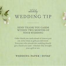 ask etta wedding thank you notes timeline wedding paper divas What To Put In Wedding Thank You Cards What To Put In Wedding Thank You Cards #32 what to write in wedding thank you cards