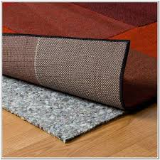 home depot rug pad 4x6