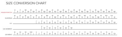 Buckle Size Chart Cuff Buckle Twister Edge 1pr Rollerblade Suomi