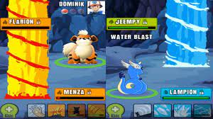 Game Pokemon Đại Chiến 2 - CuLy Chơi Game Pokemon Go - Android Gameplay HD  - YouTube