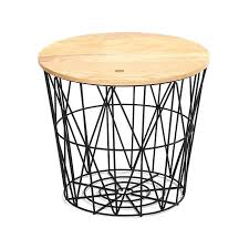 wire coffee table inch round storage wire coffee table in coffee tables from furniture on wire coffee table
