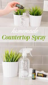 at only 1 52 a bottle this homemade countertop cleansing spray is a serious no