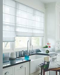 Roller Blinds For Kitchens Are Roller Blinds Better Than Roman Ones Window Coverings Toronto