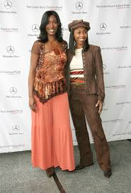 Trisha Mann, Cardine Owens - Trisha Mann Photos - Around Smashbox - Day 3 -  Mercedes-Benz Fashion Week - Zimbio