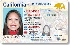 With Act Comply Licenses Driver's Offering Starts Real Id That California
