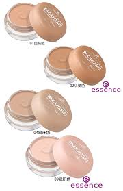 specifications of essence soft touch mousse 16g