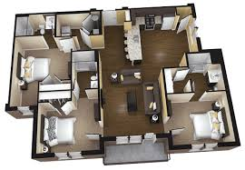 apartment 3 bedroom. apartments for 3 bedrooms apartment bedroom a