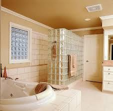 ... Artistic Decoration In Bathroom Interior Design Photos Of Glass Block  Showers Ideas : Endearing White Ceramic ...