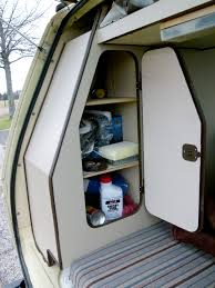 vanagon westfalia rear closet