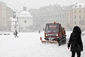 Resultado de imagen de krakow snow