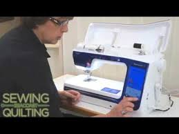 Brother Dream Catcher Sewing Machine Brother DreamWeaver XE VM10000D Pt100 YouTube 13