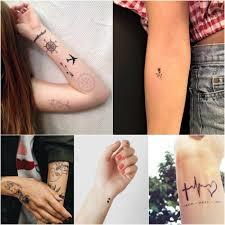 маленькие тату для девушек идеи тату для девушек Tattoo Ideasru