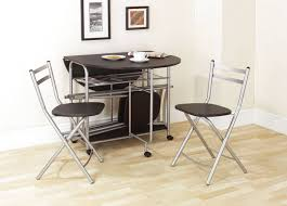 Wonderful Space Saving Kitchen Table Sets Furniture Island Round And