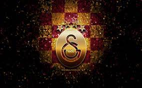 Galatasaray #20 on the forbes soccer team valuations list. Download Wallpapers Galatasaray Fc Glitter Logo Turkish Super League Purple Yellow Checkered Background Soccer Galatasaray Sk Turkish Football Club Galatasaray Logo Mosaic Art Football Turkey For Desktop Free Pictures For Desktop Free