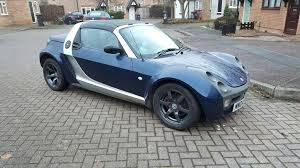 2004 Smart Car Roadster 700cc Turbo 6 Speed Auto Manual Triptronic